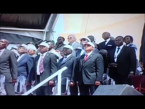 Angola comemora 11 anos de Paz