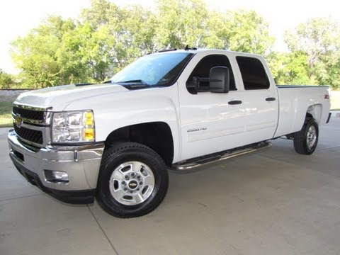 For Sale 2011 Chevrolet Silverado 2500hd Turbo Diesel Lb Z71 4x4