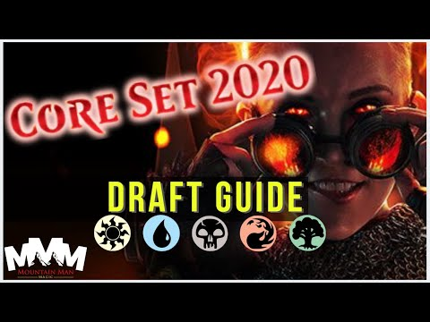 Core Set 2020 Draft Guide - MTG Arena, MTGO, and Paper Drafting Guide for  M20!