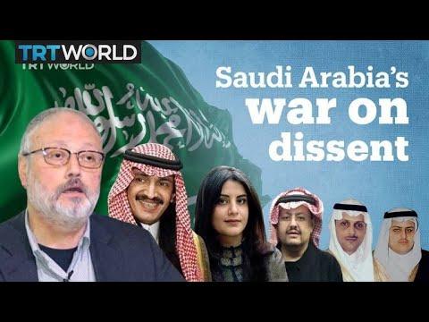 Saudi Arabia's history of crushing dissent