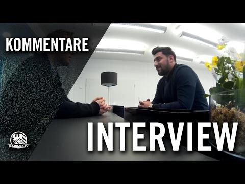 Interview mit Kamyar Asmaei (SV Pars Neu-Isenburg) | MAINKICK.TV
