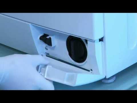 Geliefde Wat moet ik doen als mijn wasmachine het water niet afpompt - YouTube GX18