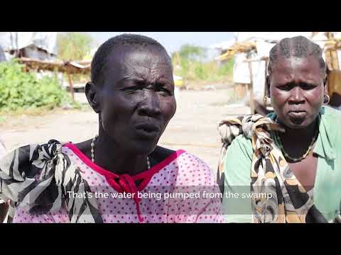 South Sudan : providing drinking water to the most vulnerable