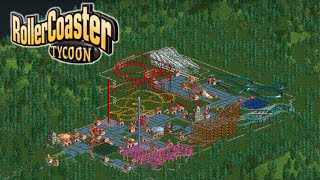 RollerCoaster Tycoon 1 - Forest Frontiers