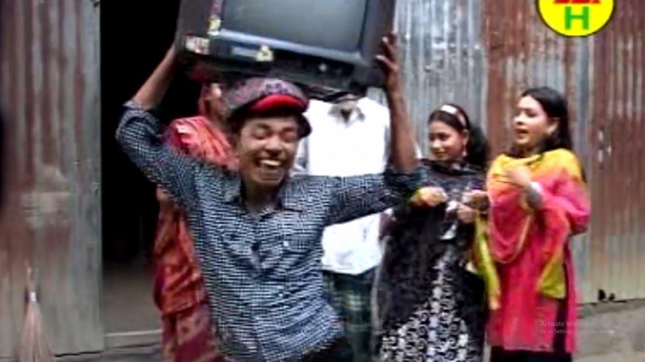 Vadaima ভাদাইমা'র মাথায় টেলিভিশন - New Bangla Funny Video 2017 | Official Video | Music Heaven