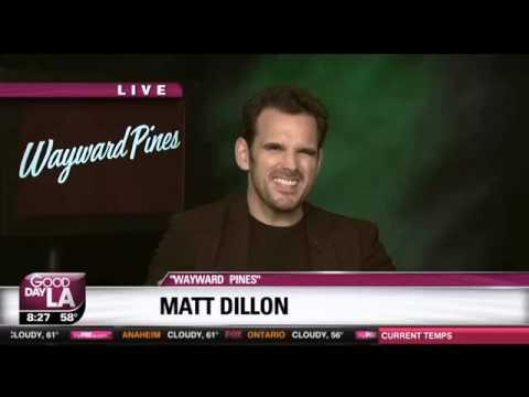 Matt Dillon Interview On Good Day LA