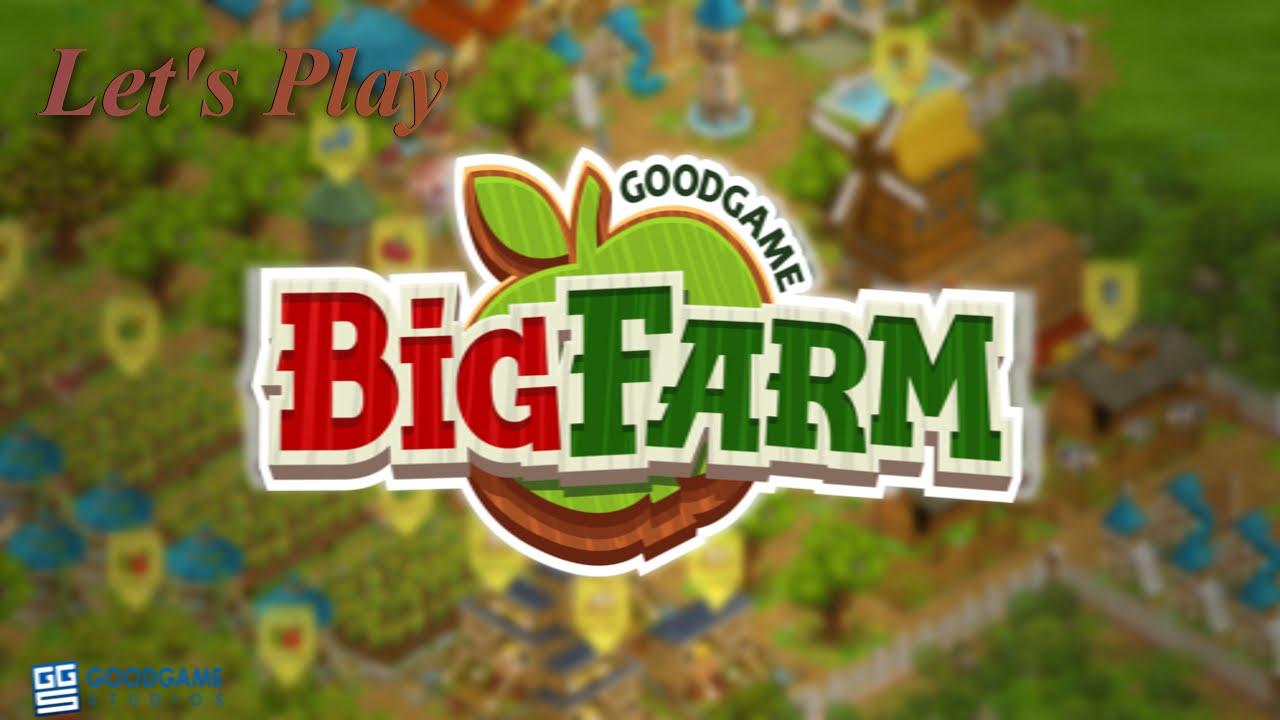 Big Farm Einloggen Geht Nicht