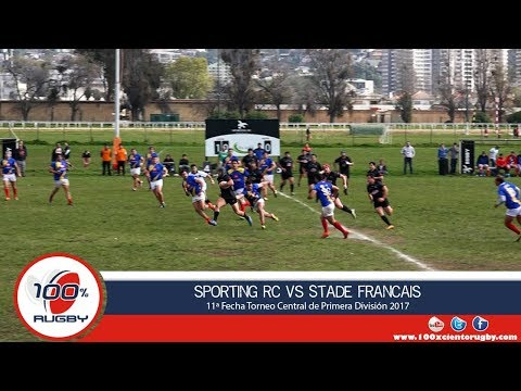 100% Rugby - Sporting RC vs Stade Francais - Full Match