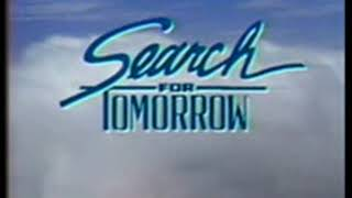 Search for Tomorrow Opening Theme (1986)