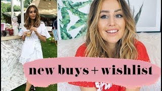 NEW BUYS AND A TOPSHOP WISH LIST | SOPHIE MILNER | FASHION SLAVE