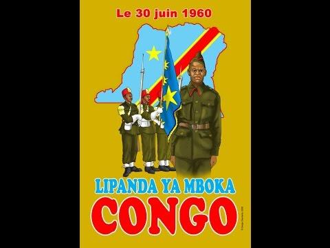 L'histoire du Congo, origine de l'indépendance en lingala