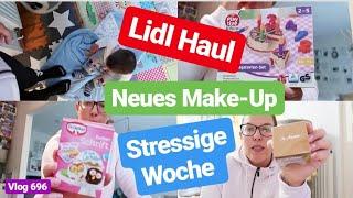 Lidl Food & Baby Kleidung und Holz Spielzeuge HAUL l Kochen l Neue Tonies l Vlog 696