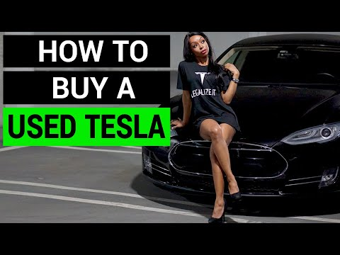 Thumbnail: How to buy a used Tesla - Top 5 things to consider
