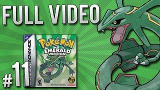 Pokemon Emerald Randomizer Nuzlocke - Full Video!   PART 11