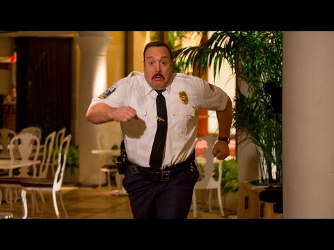The Big Big Movie  RTÉ One  Paul Blart: Mall Cop 2  Saturday 6th May 6.35pm