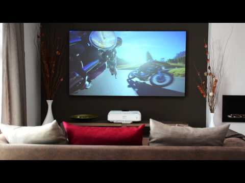Ultrashort Front Projection Screen