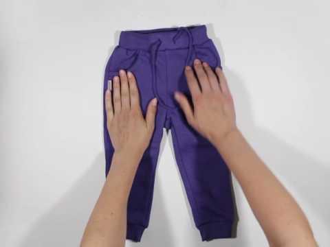 Теплые штаны для малыша с алиэкспресс - YouTube