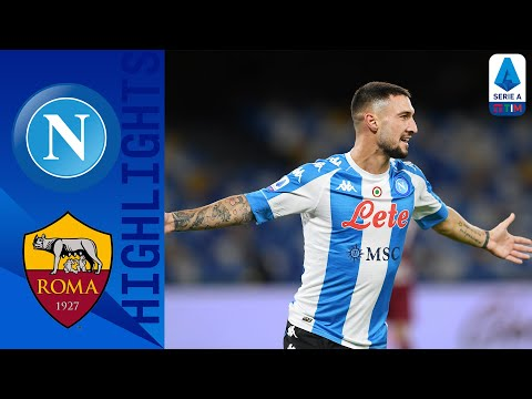 Napoli AS Roma Goals And Highlights