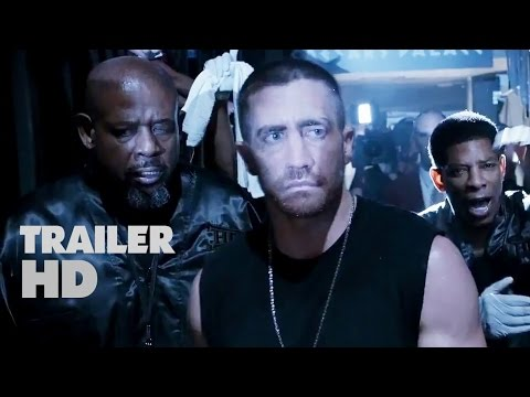 Southpaw Official Film Trailer 3 2015 - Jake Gyllenhaal Boxing Movie HD