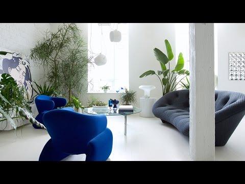 Interior Design – How To Design A Bright & Edgy Loft