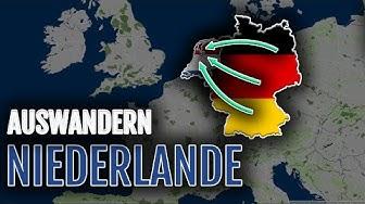 Auswandern Niederlande 🇳🇱 | Vorteile und Vorgehen Holland