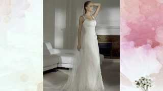 Cвадебное платье в греческом стиле / Wedding dress in Greek style