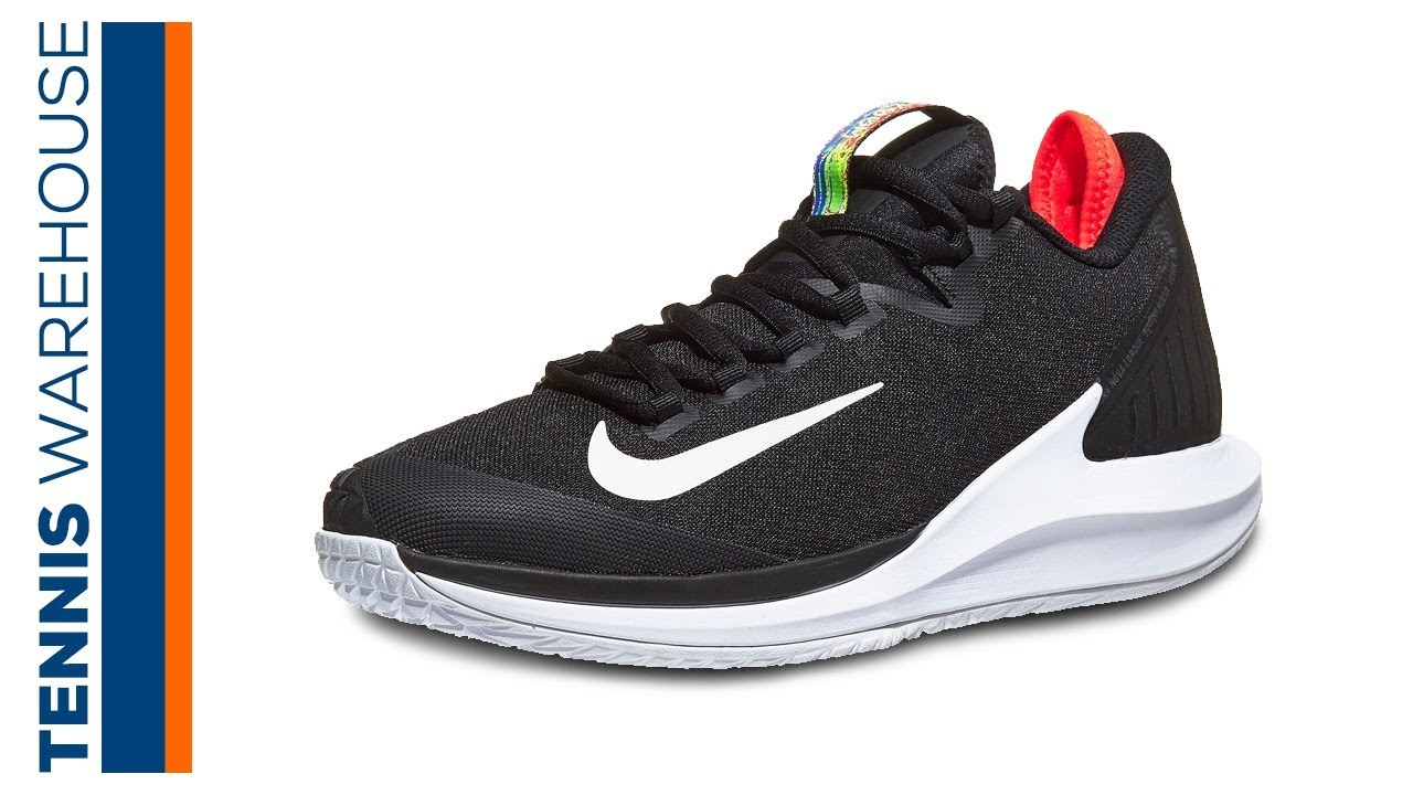 newest 85774 a536c Nike Court Air Zoom Zero Men s Tennis Shoe Review