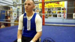 Belfast Boxer Dee Walsh Training At The Belfast Kronk Gym & 2012 Fights