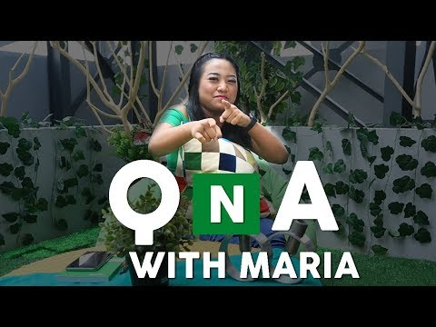 Q n A With Maria Indonesian Idol #GrabTakesYouThere