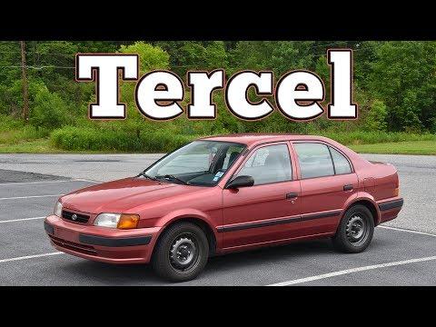 1997 Toyota Tercel: Regular Car Reviews