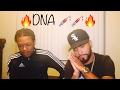 Kendrick Lamar - DNA | REACTION ((FVO))