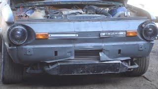Заз 200 л.с. Дело было не в бобине. Ремонт мотора.