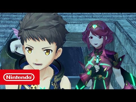 Xenoblade Chronicles 2 – Characters Trailer (Nintendo Switch)