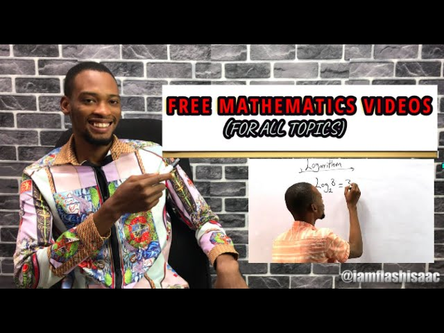 How to Get Mathematics Video Tutorials For Free
