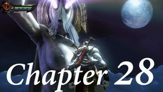 God Of War: Ascension - Walkthrough Chapter 28 trial Of Archimedes 1080p (HD)
