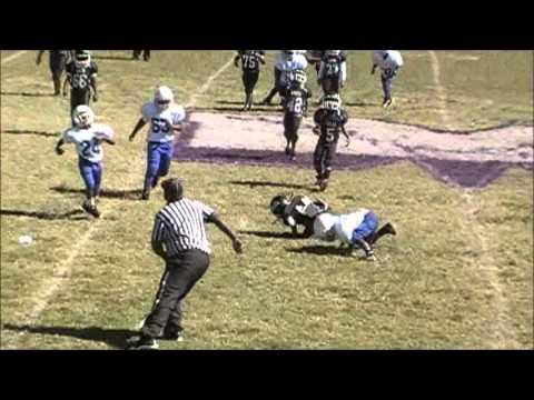 2012 Colts Rookies vs Crystal Springs