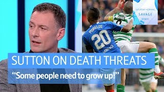 """""""Everybody seems offended by absolutely everything"""" Chris Sutton on punditry and death threats"""