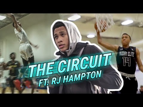 Ive NEVER Seen Nobody Stop Him! This Is How RJ Hampton Became The BEST Guard In The Nation!