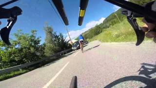 Cycling Embrun 2014