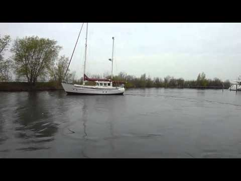 Repeat Fisher 37 for sale by Yachting Company Muiderzand! by
