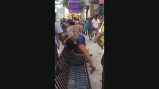 Trans woman brutally attacked on Newark street