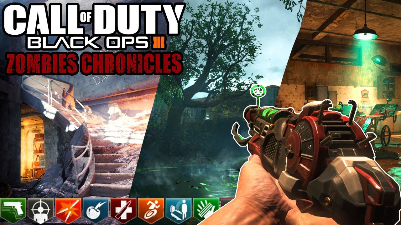 GOT THE RAY GUN MK ST TRY ALL WORLD AT WAR ZOMBIES MAPS - All of us remastered bo3 zombies maps