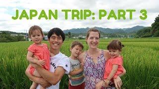 Japan Trip Part 3 - Featuring Anpanman Museum in Kobe