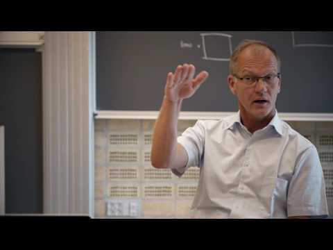 Institutleder Lars H. Andersen fra Institut for Fysik og Astronomi, Aarhus Universitet