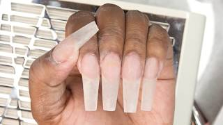 How to Sculpt Acrylic Nails - Acrylic Nails Tutorial