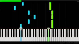 Ihr Kinderlein, Kommet |Piano| [Very Easy] [Tutorial]