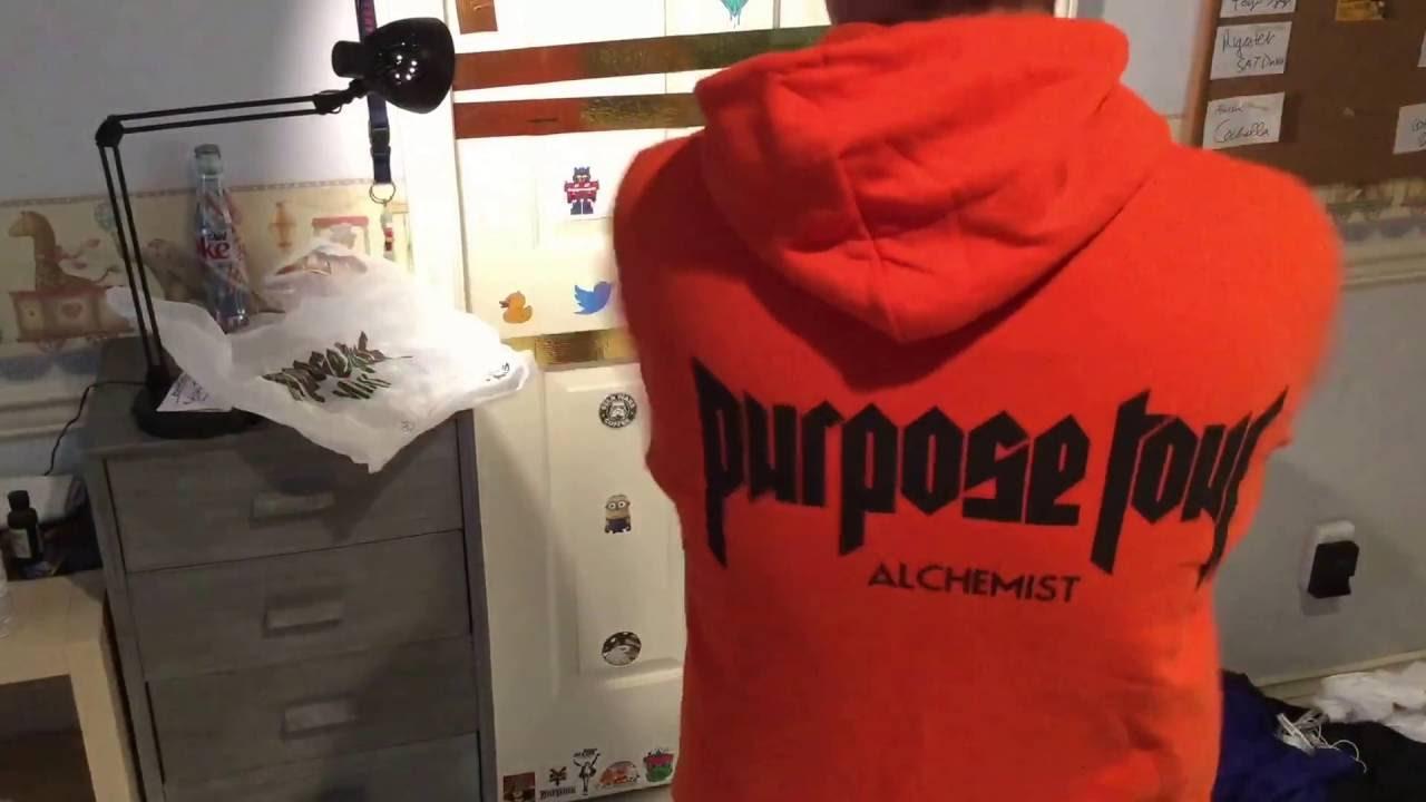 0e48ba21cb3 Justin Bieber Purpose Tour Merchandise Alchemist Miami - fear of god