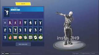 Infinite DAB Fortnite NEW emote Bass Boosted (earrape)