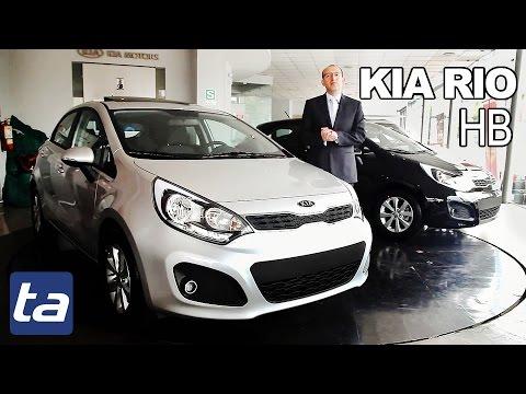 Kia Rio Hatchback 2012 en Per I Video en Full HD I Presentado por Todoautos.pe