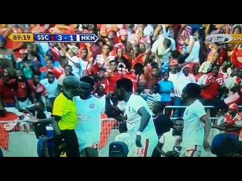 Goli la Clatus Chama vs Nkana